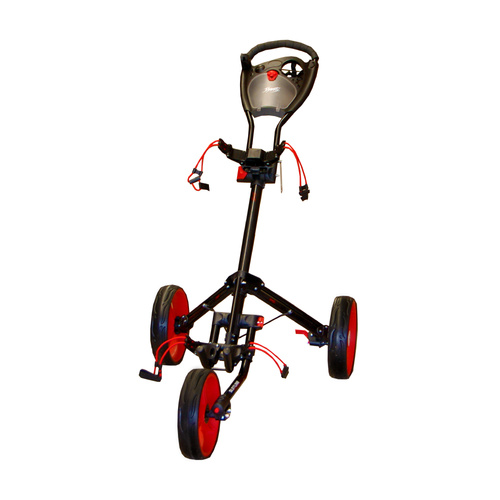Slotline Dynasty Buggy - BLK/RED