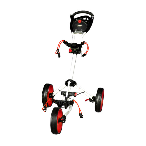 Slotline Dynasty Buggy - WHT/RED