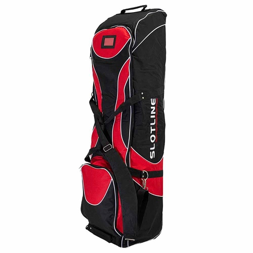 Slotline Tour 2.0 Travel Cover - BLACK / RED