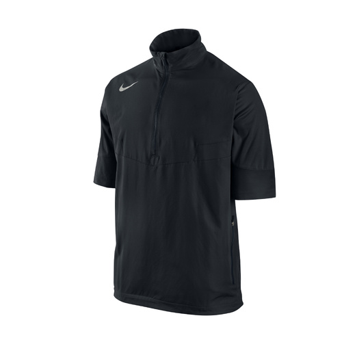 Nike Sport SS Wind Top - BLACK [Size: Small]