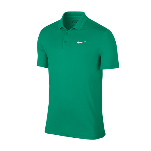 Nike Victory Solid Polo - Rio Teal/ White [Size: Small]