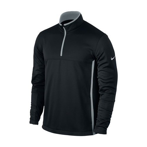 Nike Therma-Fit Cover Up - BLACK [Size: Small]
