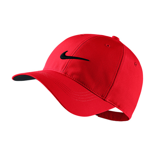 Nike Legacy91 Custom Tech Cap - University Red/Black