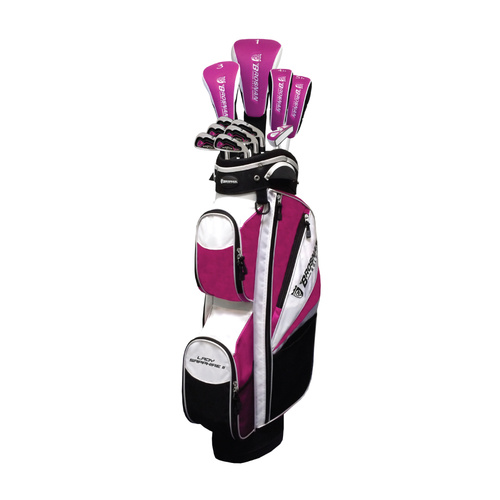 Brosnan Lady Sapphire II Package [Hand: Ladies Right]