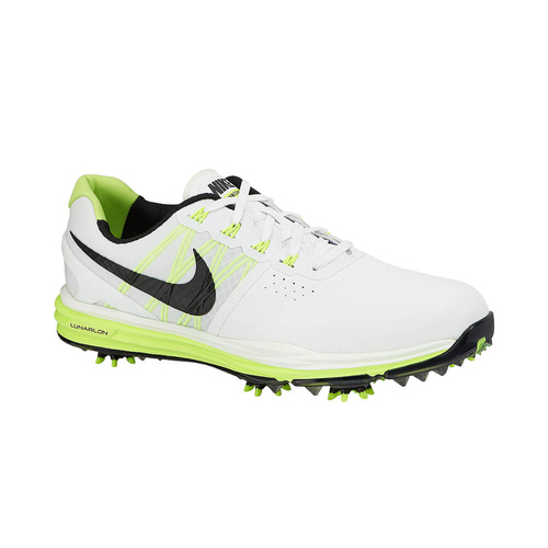 Nike Lunar Control 3 Golf Shoes Volt [Size: 8 US]