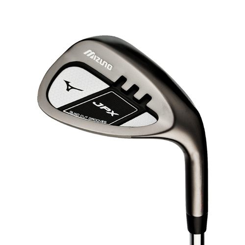 Mizuno JPX Wedge - Black [Hand: Men's Right] [Loft: 58°]