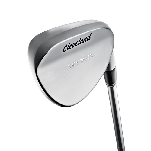 Cleveland RTX3 Blade Tour Satin Wedge [Hand: Men's Right] [Loft: 50°]