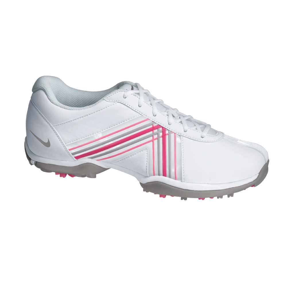 size 40 a8d82 4b9f5 Nike Ladies Delight IV Golf Shoes - White