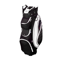 Slotline Excite Golf Cart Bag - White