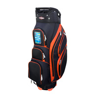 Slotline Tour Classic 2.0 Golf Cart Bag - Orange
