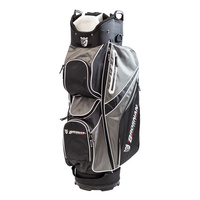 Brosnan Coolmate 4 Cart Bag - Black Grey