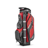 Callaway Forrester 19 Cart Bag - Red