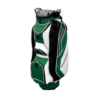 Prosimmon Prolock Golf Cart Bag - Emerald