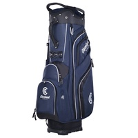Cleveland CG Cart Bag - Navy Black