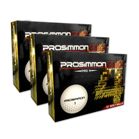 SPECIAL OFFER Prosimmon Pro 4 Golf Balls - 3 Dozen