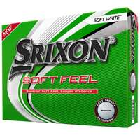 Srixon Soft Feel s12 White Golf Balls