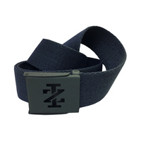 Izod Web Belt - Navy