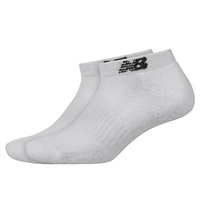 New Balance Response Socks - White 2 Pair