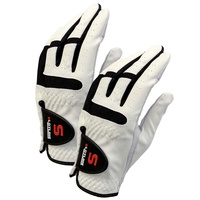 Slotline Tour Leather Golf Glove - Buy 1, Get 1 Free