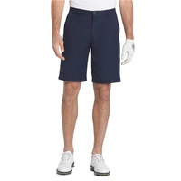 IZOD SWING FLEX FF SHORT - PEACOAT