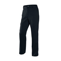 Nike Mens Flat Front Tech Pant - Black