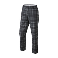Nike Fashion Plaid Pant - Black