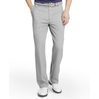 IZOD Basic Flat Front XFG Pant - Silver Nickel