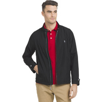 IZOD LS Durable Water Repellent Jacket - Black