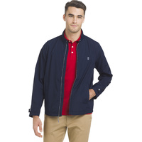 IZOD LS Durable Water Repellent Jacket - Navy