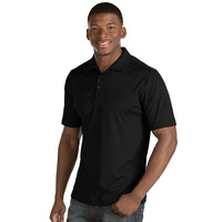 Antigua SS Inspire Polo - Black