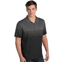 Antigua SS Track Polo - Black