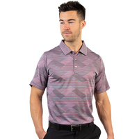 Antigua SS Method Polo - Red