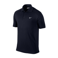 Nike Mens Dri-Fit UV Tech Polo Black
