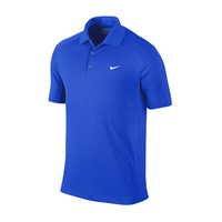 Nike Mens Dri-Fit UV Tech Polo Soar