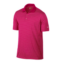 Nike Victory Stripe Polo LC - Fuchsia Force [Size: Large]