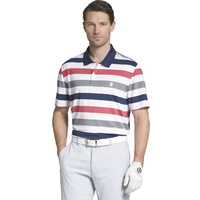 IZOD SS Sunday Stripe Polo