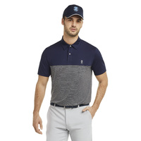 IZOD Qualifier Polo - Asphalt