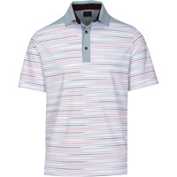 Greg Norman ML75 Speed Polo White