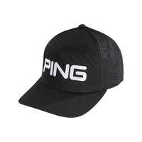 PING Structured Cap - Black