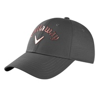 Callaway Liquid Metal 2020 Ladies Cap - Charcoal