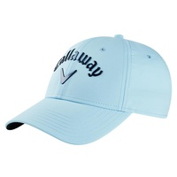 Callaway Liquid Metal 2020 Ladies Cap - Light Blue
