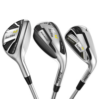 Tour Edge Hot Launch 4 Steel Triple Combo Set