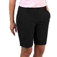 Antigua Ladies Luck Short - Black