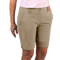 Antigua Ladies Luck Short - Sand