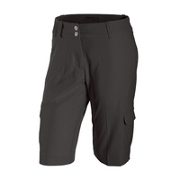 Nike Ladies Tech Long Sport Shorts - Black Tea