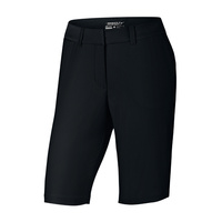Nike Ladies Bermuda Tournament Short - Black