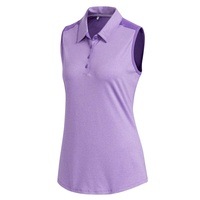 adidas Ladies Ultimate365 Sleeveless Polo