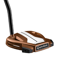 Taylormade Spider X Putter - Single Bend Shaft Copper