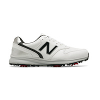 New Balance NBG1800 Sweeper Golf Shoes - White