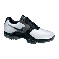 Nike Air Academy II Mens Golf Shoes - White/Black